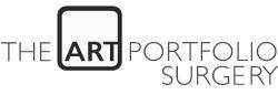 Art portfolio surgery logo
